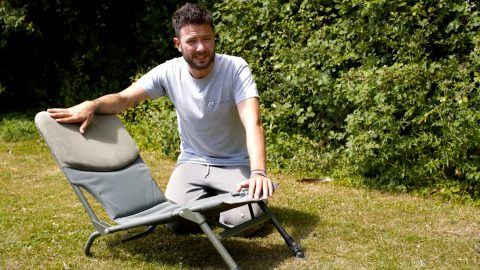 Trakker Nano Chair   Used and Abused