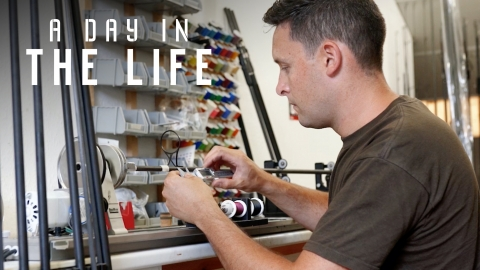 Cotswold Rods | Tom Pollard | A Day In The Life