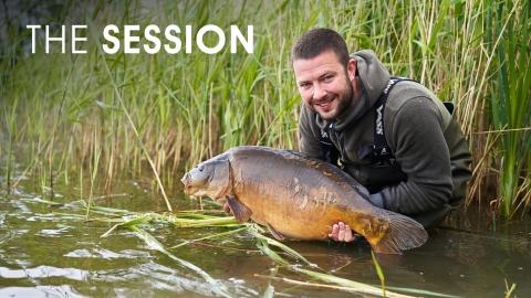 Simon Scott | The Session | Ashbury Top Lake