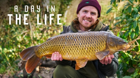 Fishon Tackle | Ricci Connolly |  A Day In The Life