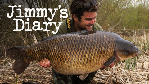 Carp in The Park | James Armstrong | Jimmy's Diary Pt.2