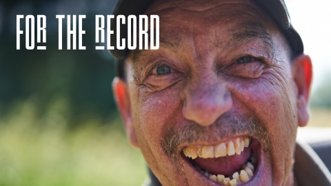 Derek Ritchie | For The Record