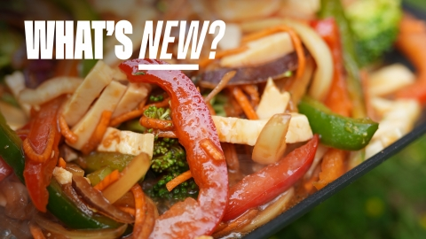 Fink Food Fishing | What's New?