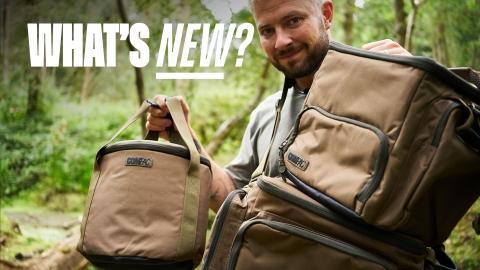 Korda Compac Luggage | What's New?
